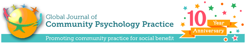 Global Journal of Community Psychology Practice
