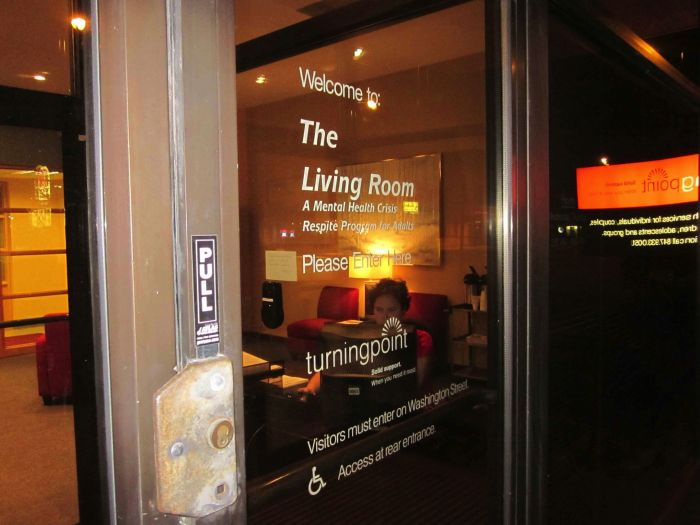 The Living Room A Community Crisis Respite Program