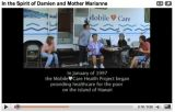 In the Spirit of Blessed Damien and Mother Marianne which shares the story of the Mobile Care Health Project